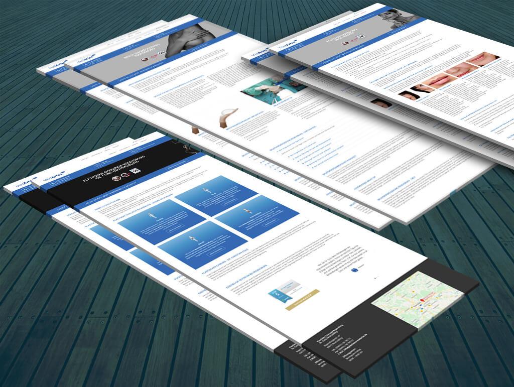 Doctor Hub - Projekte - Plastische MedArtes